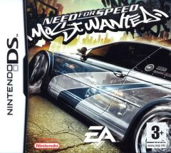 Jaquette de Need For Speed Most Wanted (original) DS