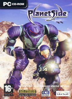 Jaquette de PlanetSide PC
