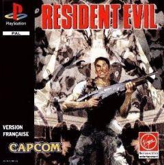 Jaquette de Resident Evil PlayStation