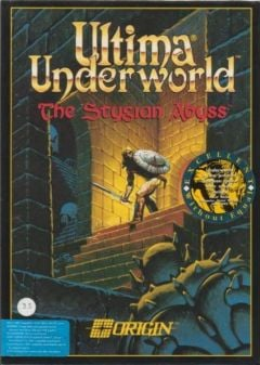 Jaquette de Ultima Underworld : The Stygian Abyss PC
