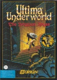 Jaquette de Ultima Underworld : The Stygian Abyss PC