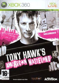 Jaquette de Tony Hawk's American Wasteland Xbox 360