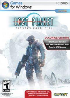 Jaquette de Lost Planet : Extreme Condition - Colonies Edition PC