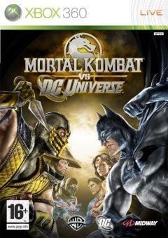 Jaquette de Mortal Kombat Vs. DC Universe Xbox 360