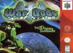 Jaquette de War Gods Nintendo 64