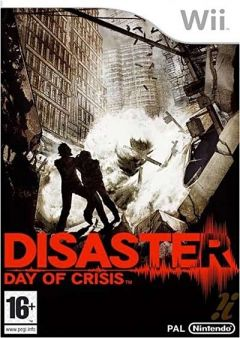 Jaquette de Disaster : Day of Crisis Wii