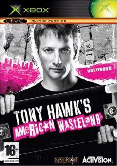 Jaquette de Tony Hawk's American Wasteland Xbox