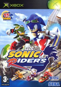 Jaquette de Sonic Riders Xbox