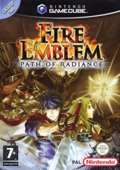 Jaquette de Fire Emblem : Path of Radiance GameCube