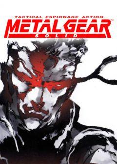 Jaquette de Metal Gear Solid PlayStation 3