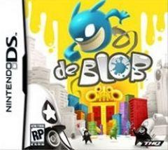 Jaquette de de Blob DS
