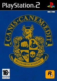 Jaquette de Canis Canem Edit : Bullworth Academy PlayStation 2