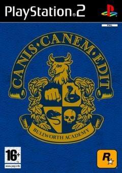 Canis Canem Edit : Bullworth Academy (PlayStation 2)