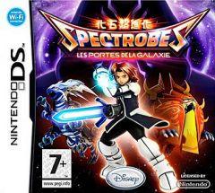 Jaquette de Spectrobes : Les Portes de la Galaxie DS