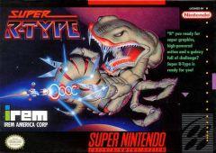 Jaquette de Super R-Type Super NES