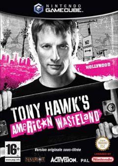 Jaquette de Tony Hawk's American Wasteland GameCube