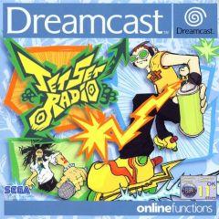 Jaquette de Jet Set Radio Dreamcast