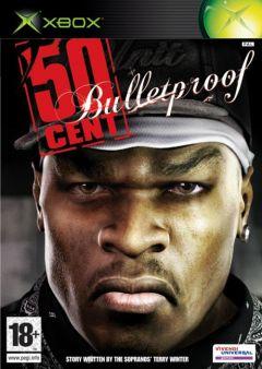Jaquette de 50 Cent : Bulletproof Xbox
