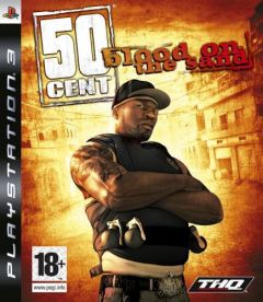 Jaquette de 50 Cent : Blood on the Sand PlayStation 3