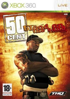 Jaquette de 50 Cent : Blood on the Sand Xbox 360