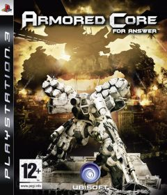 Jaquette de Armored Core For Answer PlayStation 3