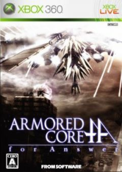 Jaquette de Armored Core For Answer Xbox 360