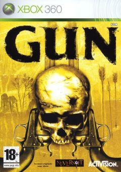 Jaquette de Gun Xbox 360