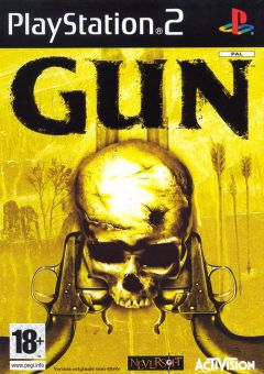 Jaquette de Gun PlayStation 2