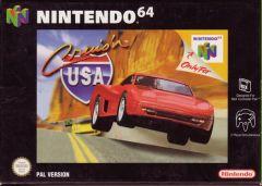 Jaquette de Cruis'n USA Nintendo 64