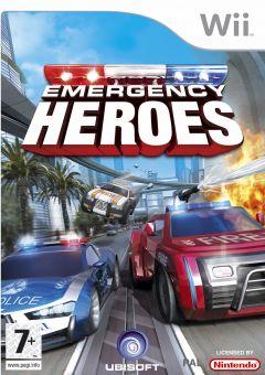 Jaquette de Emergency Heroes Wii