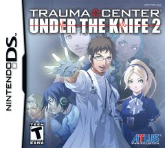 Jaquette de Trauma Center 2 DS