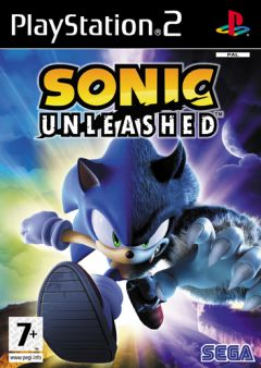 Jaquette de Sonic Unleashed : La Malédiction du Hérisson PlayStation 2