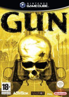 Jaquette de Gun GameCube