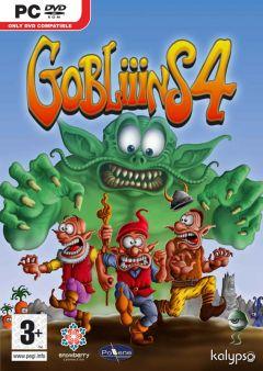 Jaquette de Gobliiins 4 PC