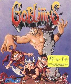 Jaquette de Gobliiins Atari ST