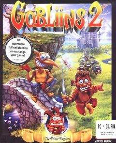 Jaquette de Gobliins 2 PC