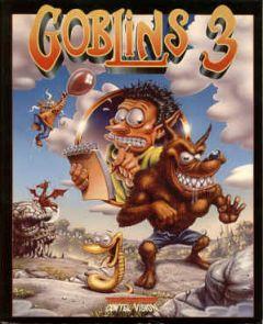 Jaquette de Goblins 3 Amiga