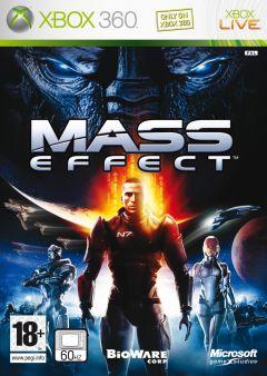 Jaquette de Mass Effect Xbox 360
