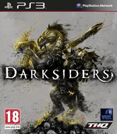 Jaquette de Darksiders PlayStation 3