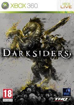 Jaquette de Darksiders Xbox 360