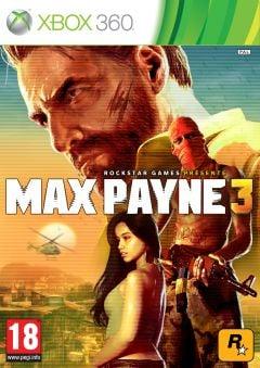 Jaquette de Max Payne 3 Xbox 360