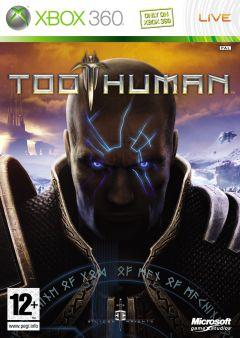 Jaquette de Too Human Xbox 360