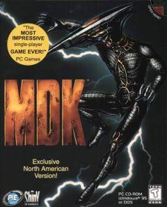Jaquette de MDK PC