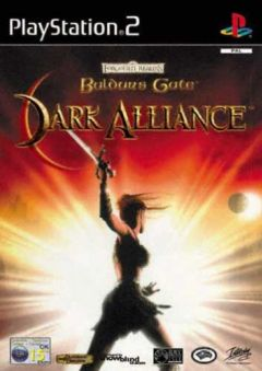 Jaquette de Baldur's Gate : Dark Alliance PlayStation 2