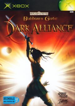 Jaquette de Baldur's Gate : Dark Alliance Xbox