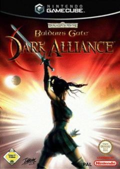 Jaquette de Baldur's Gate : Dark Alliance GameCube