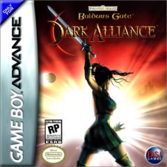 Jaquette de Baldur's Gate : Dark Alliance Game Boy Advance