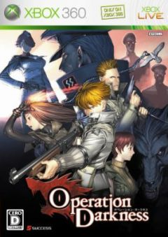 Jaquette de Operation Darkness Xbox 360