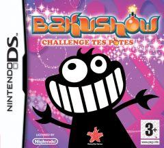 Jaquette de Bakushow : Challenge tes Potes DS