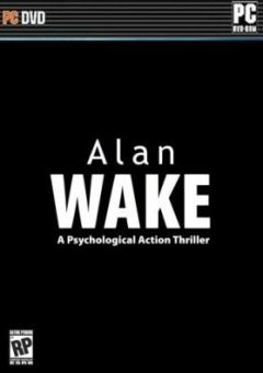 Jaquette de Alan Wake PC